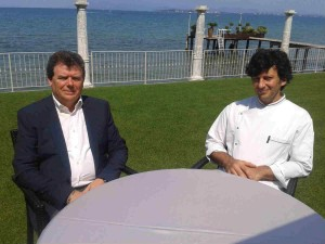 Emanuele Signorini e Massimo Fezzardi
