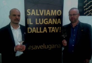 Luca Formentini e Carlo Veronese
