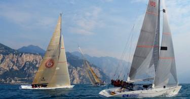 Lago di Garda_Regata Cento Miglia_Foto Merighi
