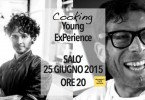 Locandina Cooking Young Experience